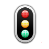 Three-way Traffic Signal